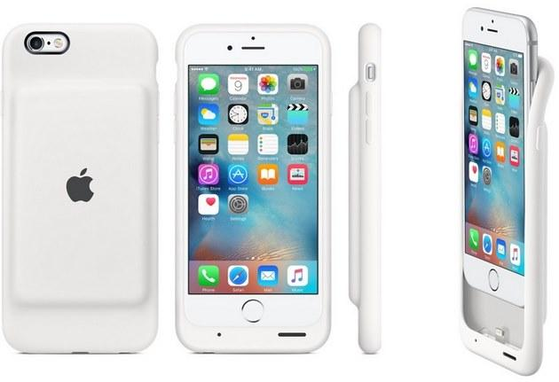 Smart Battery Case per iPhone 6S: le recensioni del web