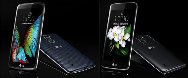 LG K8 in Italia a 179 euro