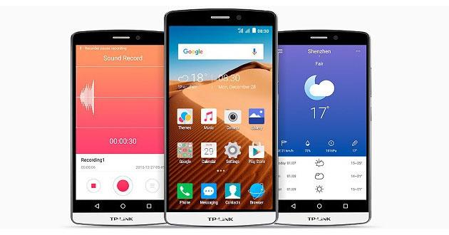 TP-Link lancia tre smartphone Android: Nefos C5L, C5, e C5 Max