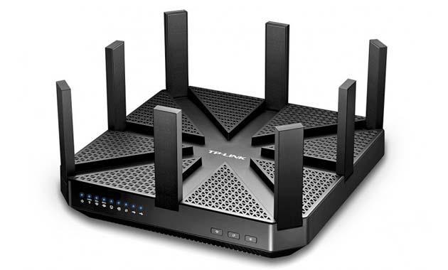 TP-Link Talon AD7200, primo router al mondo WiFi 802.11ad