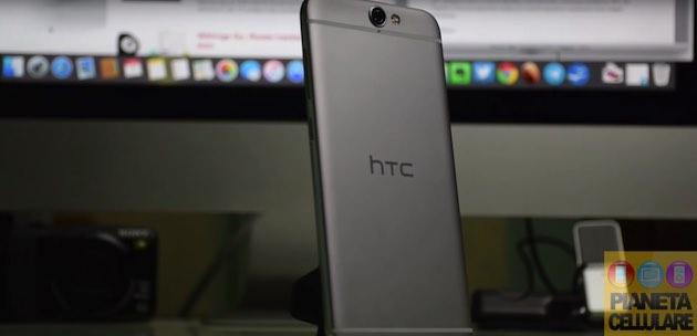 Recensione HTC One A9, Smartphone compatto con Android Marshmallow