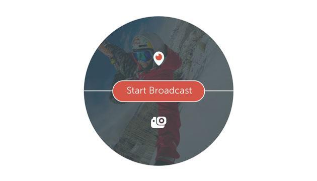 GoPro si integra con Periscope