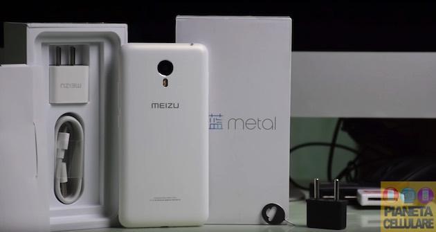 Recensione Meizu Metal, Phablet in metallo ma dal prezzo contenuto