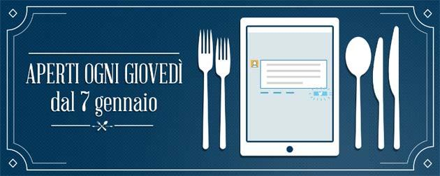 Ford Social Restaurant, il Digital Dinner su Twitter per commentare MasterChef Italia 5