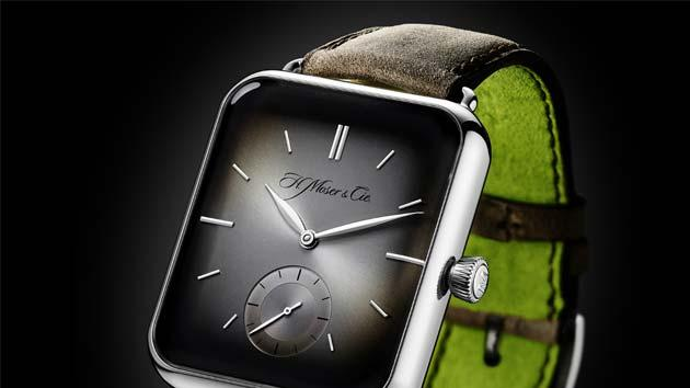 Swiss Alp Watch, un Apple Watch solo apparente