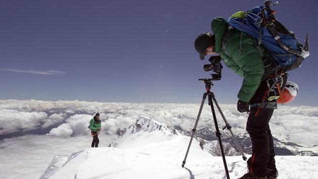 Google Street View ci porta sul Monte Bianco