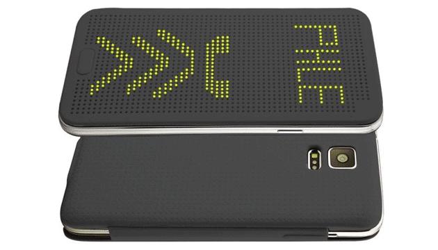 Samsung LED View Cover per Galaxy S7 rivelata in anteprima