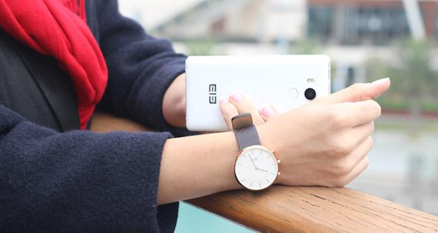 Elephone W2, orologio Smart con autonomia di 3 mesi