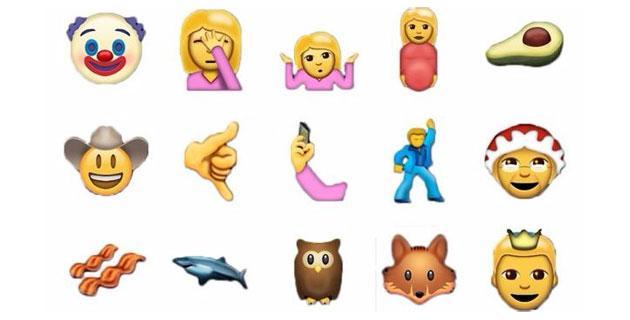 Emoticon, 74 nuove emoji arrivano nel 2016