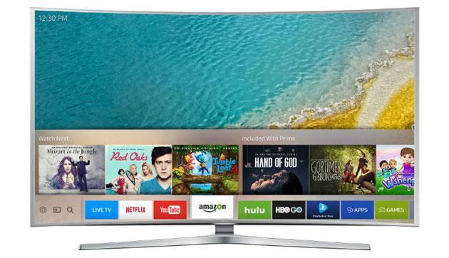Samsung presenta la Avanzata esperienza utente per Smart TV al CES 2016