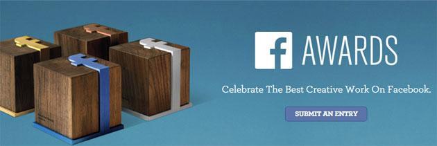 Facebook Awards 2016, iscrizioni aperte
