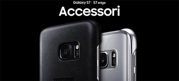 Samsung Galaxy S7, S7 Edge: gli accessori ufficiali