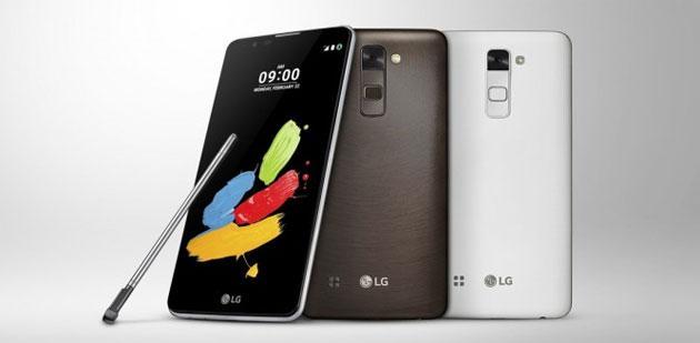 LG Stylus DAB+, primo telefono con Digital Radio