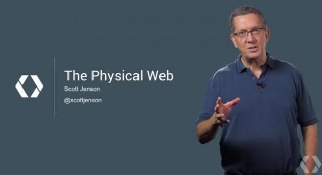 Google porta il Web fisico su Android