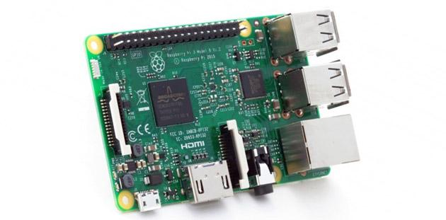 Raspberry Pi 3: CPU a 64 bit, Bluetooth 4.1 e WiFi