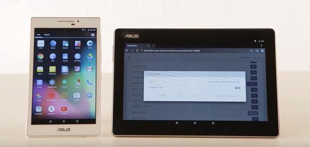 ASUS ZenPad M, serie di tablet costruiti per le imprese
