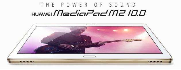 Huawei Mediapad M2 10, anteprima video dal MWC 2016