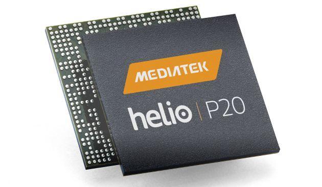 MediaTek Helio P20: Nuovo processore LTE 4G per top di gamma