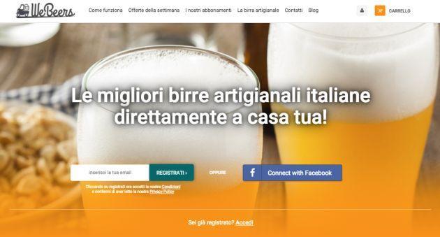 WeBeers: La birra artigianale si ordina online