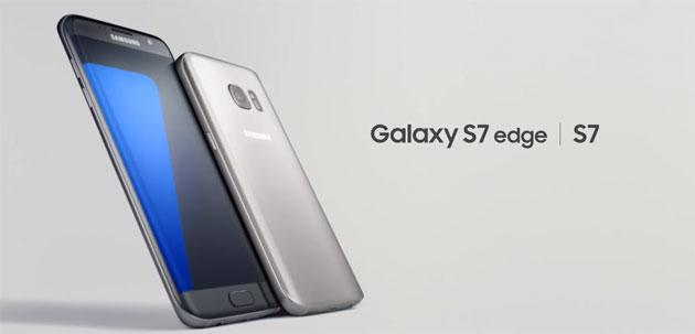 Samsung Galaxy S7, S7 edge: Video, Specifiche, Foto, Prezzi