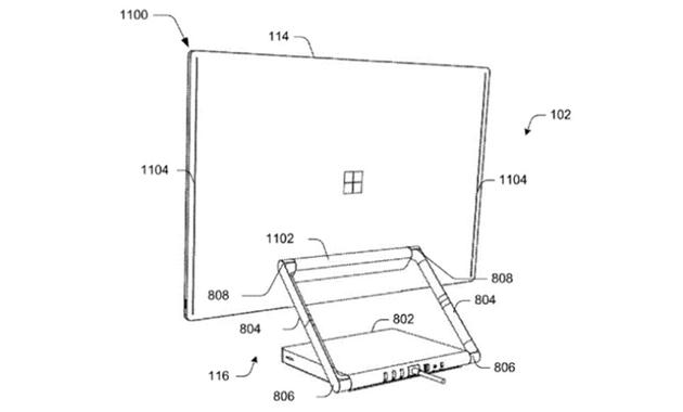 Microsoft brevetta il PC modulare