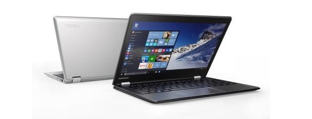Lenovo lancia nuovi convertibili YOGA, tablet MIIX 310 e TAB3