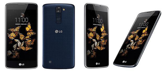 LG K8, nuovo smartphone svelato prima del MWC 2016