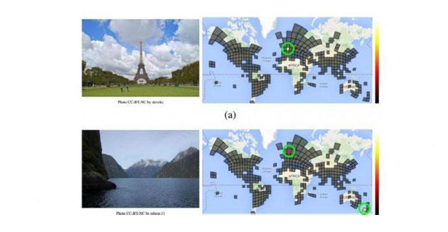 PlaNet, la rete neurale di Google che scopre dove sono state scattate le foto