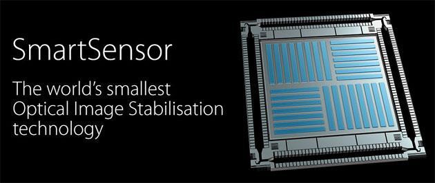 OPPO SmartSensor, nuovo tipo di stabilizzazione immagine a tre assi basata sul sensore