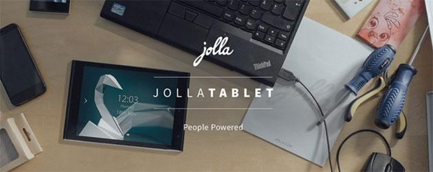 Jolla Tablet progetto chiuso