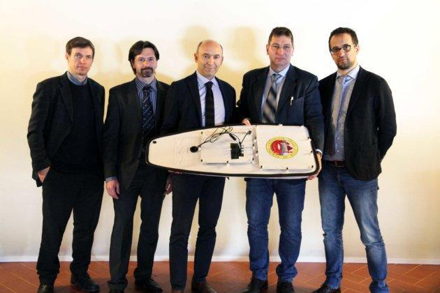 IntCatch, Droni Acquatici Smart sul Lago di Garda