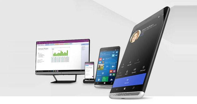 Foto HP prepara nuovo smartphone Windows 10