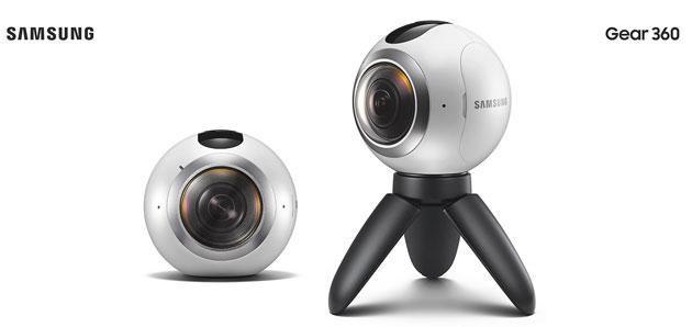Samsung Gear 360 in Italia a 359 euro