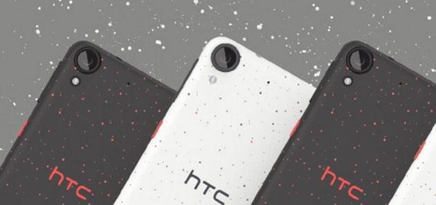 HTC Desire 825, 530 e 630