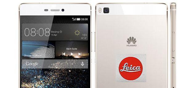 Huawei con Leica per migliorare le telecamere per smartphone