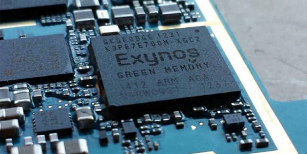 Samsung quarto produttore di processori per smartphone al mondo