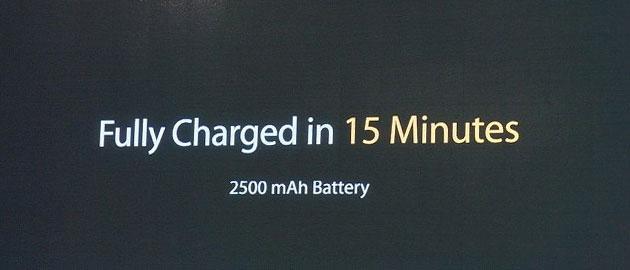 Oppo annuncia Super VOOC, batteria completamente carica in 15 minuti