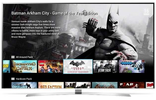 Gamefly su LG Smart TV da Aprile