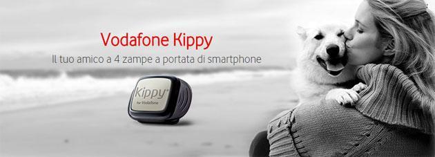 Vodafone Kippy, Kit completo per tracciare il proprio animale