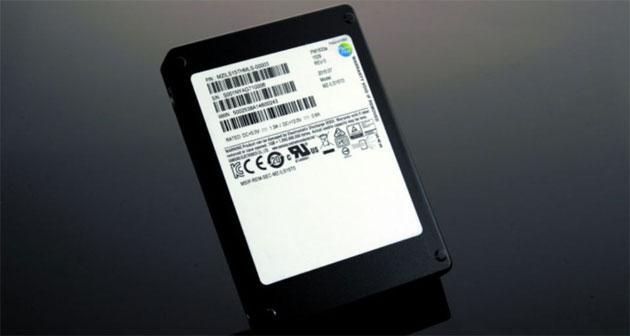 Samsung presenta SSD da 15 Terabyte