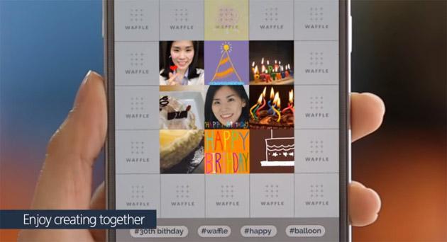 Samsung Waffle, nuovo Social Network targato Samsung