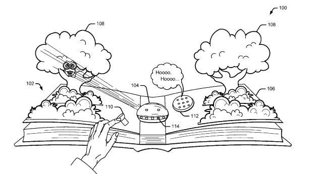 Google brevetta libri fisici con contenuti digitali interattivi