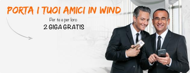 Wind Internet Ricaricabile: da 1 a 5 gb di traffico dati con opzione Restart