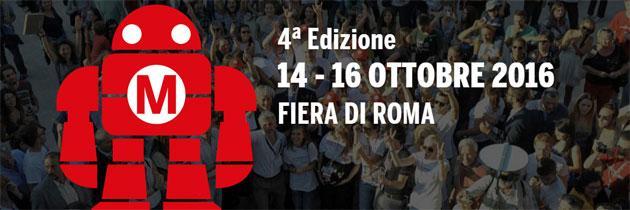 Maker Faire Rome 2016, 4a edizione della fiera europea delle innovazioni
