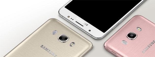 Samsung Galaxy J5 2016 e J7 2016 arrivano in Europa