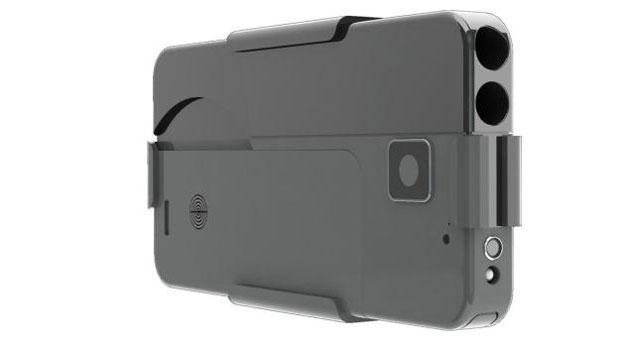 USA, presto in vendita Pistola che sembra uno smartphone