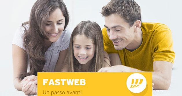 Fastweb, nuova offerta telefono e Internet con traffico voce e dati mobile