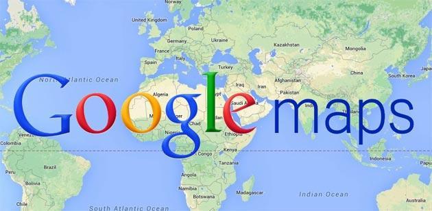 Foto Google Maps ritenuto inaffidabile dal governo indiano