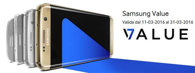 Samsung Value Galaxy S7: supervaluta lo smartphone usato