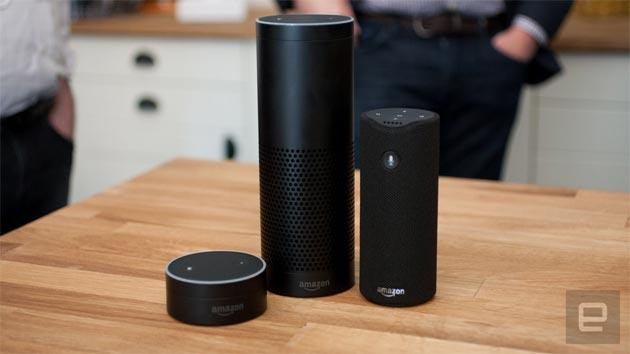 Amazon annuncia Echo Dot e Amazon Tap con Alexa